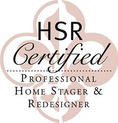 HSR Certified Professional Home Stager and Redesigner
